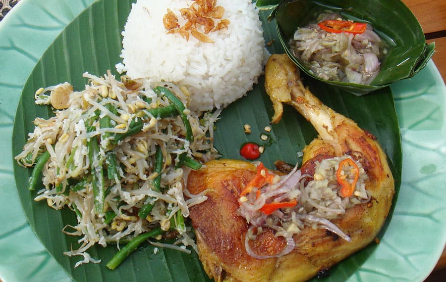 Chicken Onion Sambal