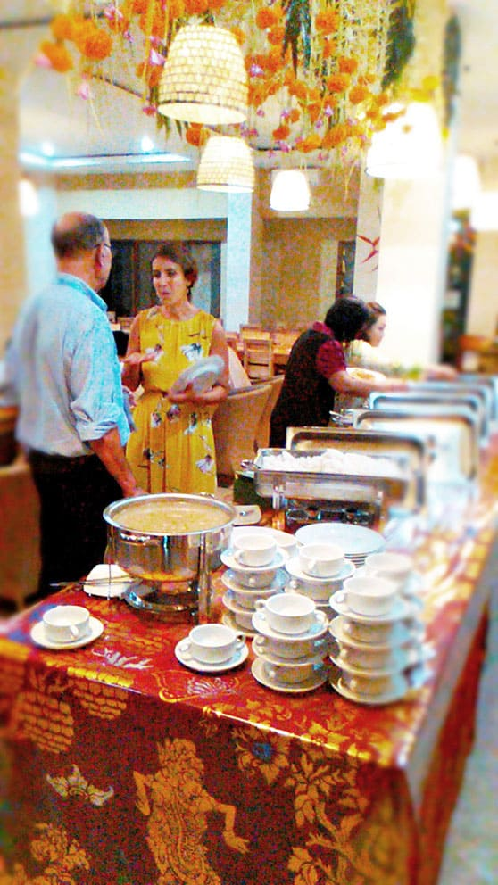 Buffet Nusa Dua